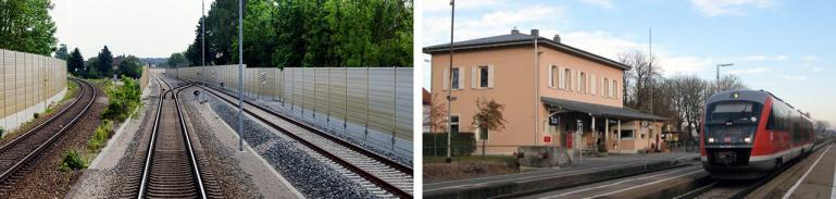 Bauprojekt Bahnausbau Region München Bauinfoportal Der