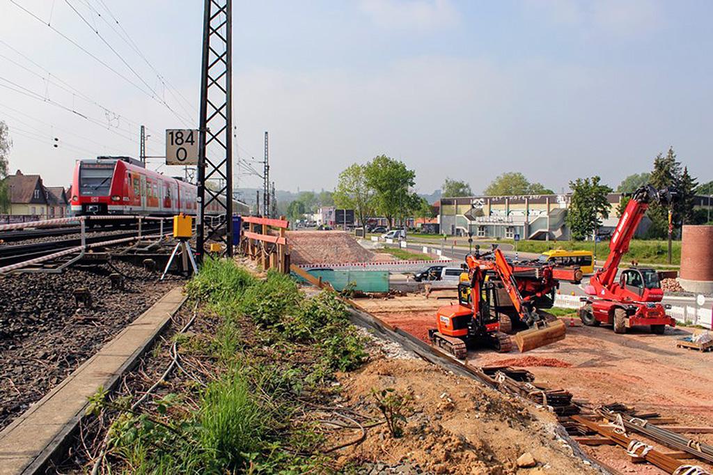S Bahn Bad Vilbel